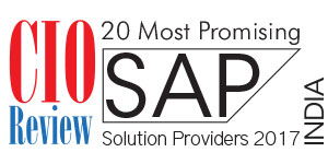 20 most promising SAP Solution Providers in India - 2017